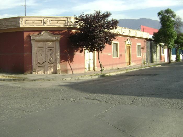 Andes on line llevar n adelante proyecto para restaurar fachadas de antiguas casas del barrio - Restaurar casas antiguas ...