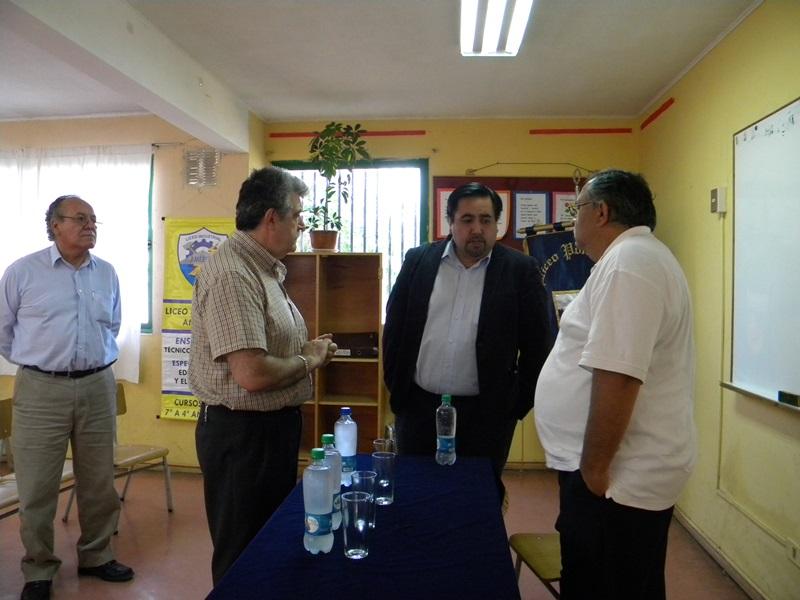 Andes on line universidad santa mar a apoyar procesos for Convenio oficinas tecnicas