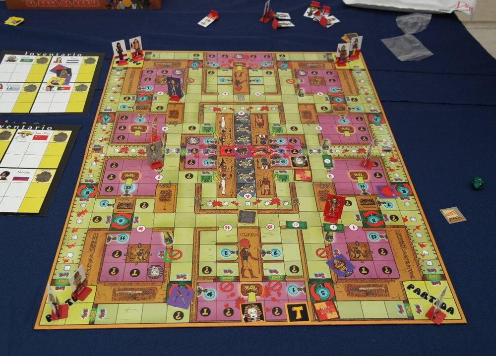 andes on line | emprendedores andinos crean entretenido juego de