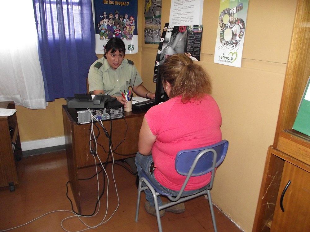 Andes on line habilitan oficina de atenci n de denuncias for Oficina de denuncias